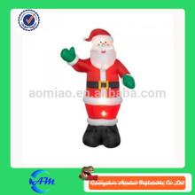 Papai Noel inflável em movimento do preço de fábrica
