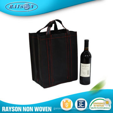 Wholesale Alibaba Polypropylene Non-Woven Recycle Bags With Logo
