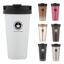 Travel Coffee Mug Thermo Mug Coffee Cup Thermo Cup Vacuum Mug Travel Coffee Cups 500ml New