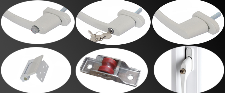 upvc window hardwares accessories