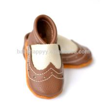 Zapatillas de deporte del bebé del prewalker de los muchachos de la manera 0-24months