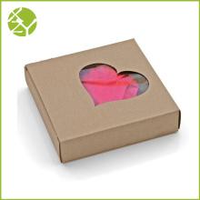 Heart Shap Window Display Gift Box