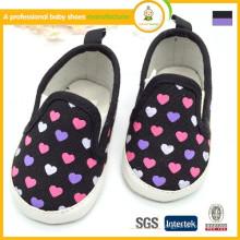 Производитель в Китае высокого качества оптовой новой модели детей холст обувь