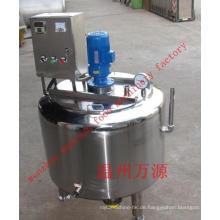 Elektrische Heizung Sanitär Edelstahl Mischbehälter