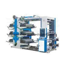 Automatic 6 Colors Flexo Printing Machine (YT-6800)