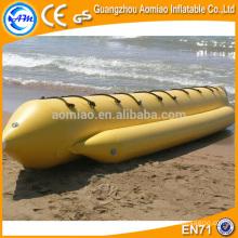 Válvula de qualidade superior barco inflável barco pontão inflável com melhor material