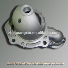 Qualified die casting driver cover alloy aluminum motor housing