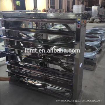 2018 sistema de ventilación montado en la pared industrial vendedor caliente con el CE certificado