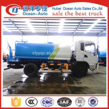 Dongfeng 12 metros cúbicos de caminhão bowser água para venda