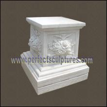 Stone Granite Marble Base for Garden Sculpture (BA072)