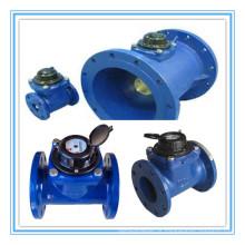 Medidor de água Woltman tipo 50 mm, 100 mm e 200 mm
