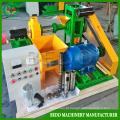 Linha de produção flutuante da alimentação dos peixes da máquina do moinho de alimento dos peixes de BEDO