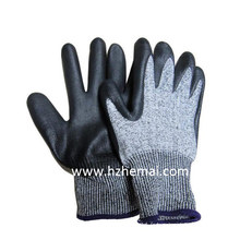 Gants résistants à la coupe Level 3 Gants de sécurité pour les mains Gant de travail