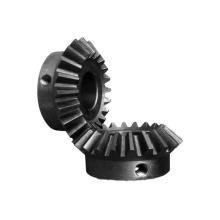 Fabricantes de engrenagens cônicas que fabricam engrenagem cônica com tratamento de oxidação preto