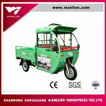 Vespa grande del triciclo del camión del cargo de 150cc 175cc 200cc 250cc hecha en China