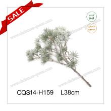 L60cm Chine Wholesale Artificial Pine Plastic Tree Branch pour Décoration