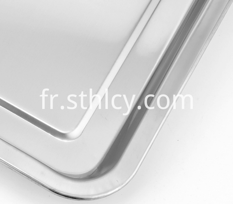 Exquisite Stainless Steel Bake Ware