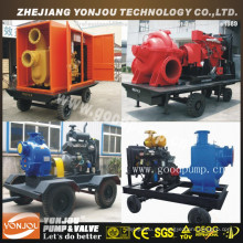 Mobile Dieselmotor Wasserpumpe