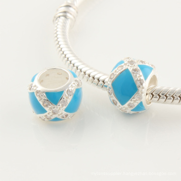 Enamel 925 Silver European Charms Jewelry