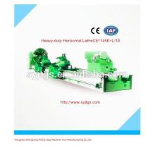 Horizontal lathe machinery lathe( turning machine horizontal lathe) (Heavy duty Horizontal Lathe )C61145E L/18 for sale