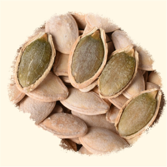 Snow White Shine Skin Pumpkin Seeds met Shell