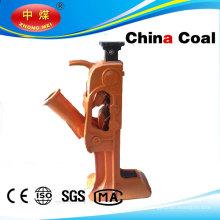 Toma de acero mecánica de elevación 5T, 10T, 15T.20T, tomacorriente mecánico