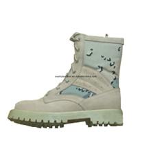 Military High Quality Camo Wildleder Wüste Boot