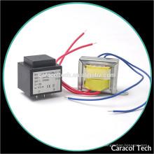 Transformador de baixa freqüência EI 28 ac ac de baixa freqüência com 2.3VA e 50 / 60Hz