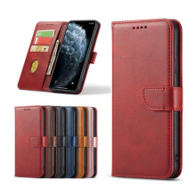 PU Leather Cell Phone Accessories Case Wallet mobile Phone bag With Card Holder