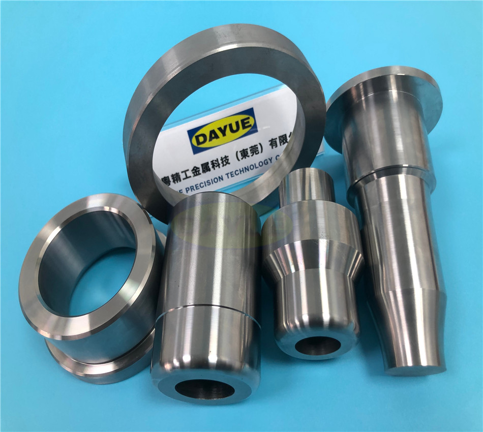 Hard turning machine parts bushings and guide bushes
