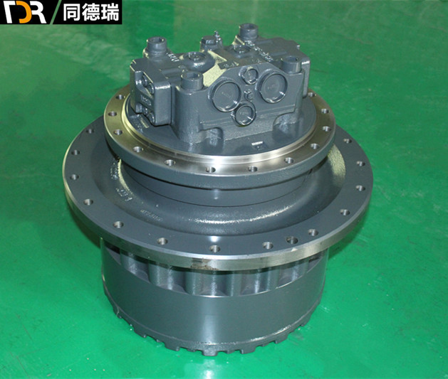 Pc220 8 Travel Motor