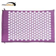 Eco-friendly Purple Massage Acupuncture Needle Mat