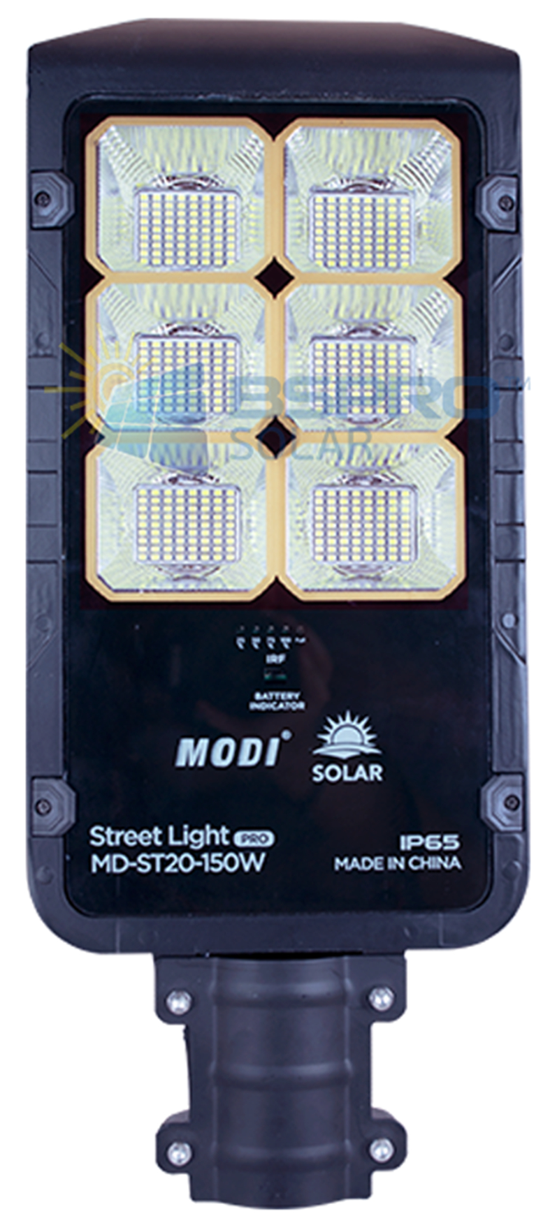 150W led solar street light price