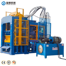 Automatic hydraulic concrete hollow paver block cutting machine maker