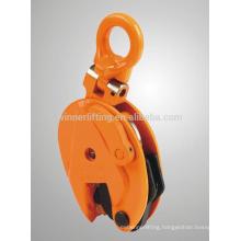QC Type Vertical Lifting Clamp,Sheet Lifting Clamp