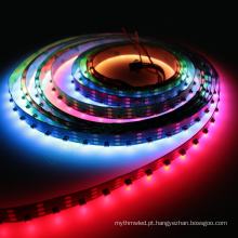 Chegada nova 12mm de largura 4OZ 64 LEDs / m sk6812_4020 emparelhadas endereçáveis programáveis rgb led tiras
