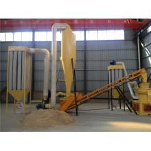 Economical 1-1.5tons Pellet Production Line From Hmbt