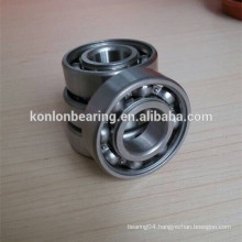 High Performance Steel ball Bearing Stainless steel 6204 with Lowest Price !