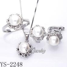 Venda Por Atacado jóias de prata esterlina jóias set 925 prata (ys-2248)