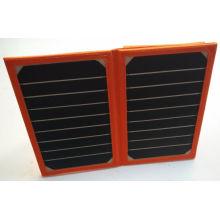 10 Вт складной sunpower солнечное зарядное устройство мобильного телефона для электрической книги для iPad