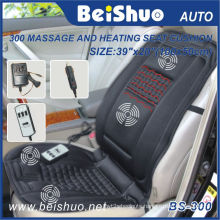 New Design Massage Heating Car Seat Cushion with Polyester Material
