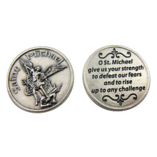 Militaire Saint Michael the Archangel Coins