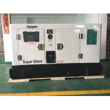 Kanpor High Technical Quality Diesel Power Electrical Super Silent Generator