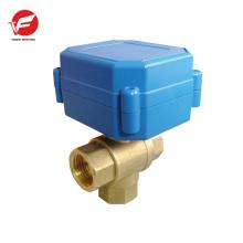 2-ходовым автоматическая шариковая пудра потока 3/2 управлять направлением клапан