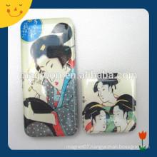 Customized tour souvenir travel fridge magnets