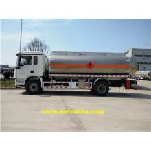 SHACMAN 11000 Litres Petrol Tank Trucks