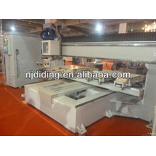 CNC wood router automatic tool changer