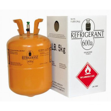 High purity Refrigerant gas R600a gas refrigerant subsititute for gas 12
