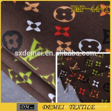 Marken Großhandel Lager Stoff Textil Poly Baumwollgewebe drucken Sofa Stoff