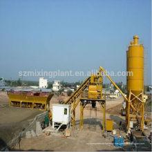 HZS35 transportador de correia elétrica pronto mistura misturada de concreto planta de mistura / planta de mistura de concreto preço para venda